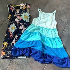 Girls Dress Set - 6